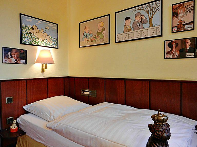 Retro-Art-Hotel Lünen Loriot Zimmer