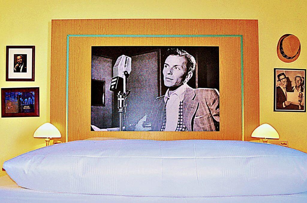 Retro-Art-Hotel in Lünen Zimmer Sinatra