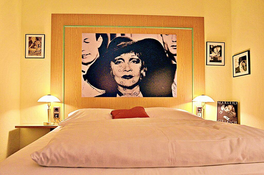 Hotel in Lünen Themenzimmer Marlene