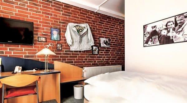 güsntiges Hotel in Lünen Themenzimmer Schimanski